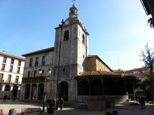 Iglesia de San Pedro de Lamuza en Laudio - Llodio