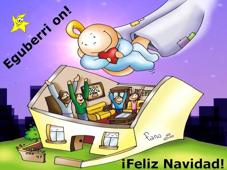 Fiesta Navidad 2013