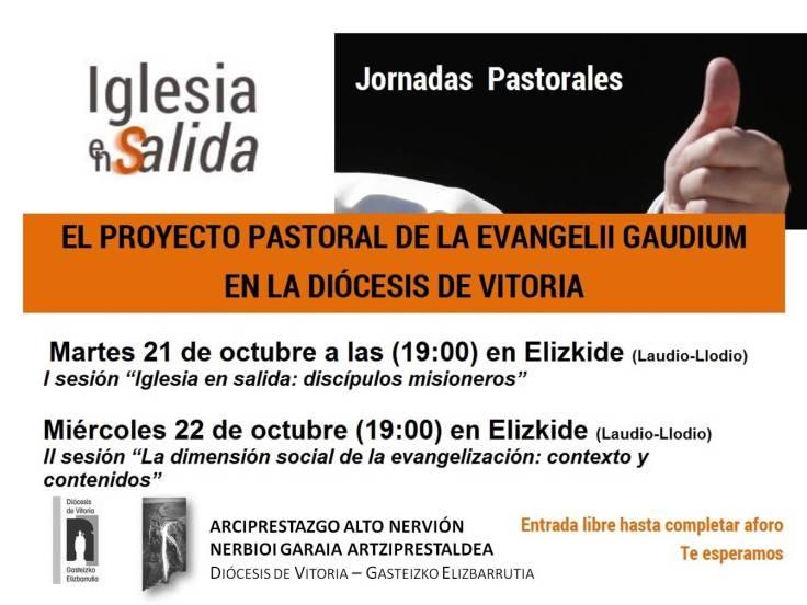 Jornadas pastorales Arciprestazgo