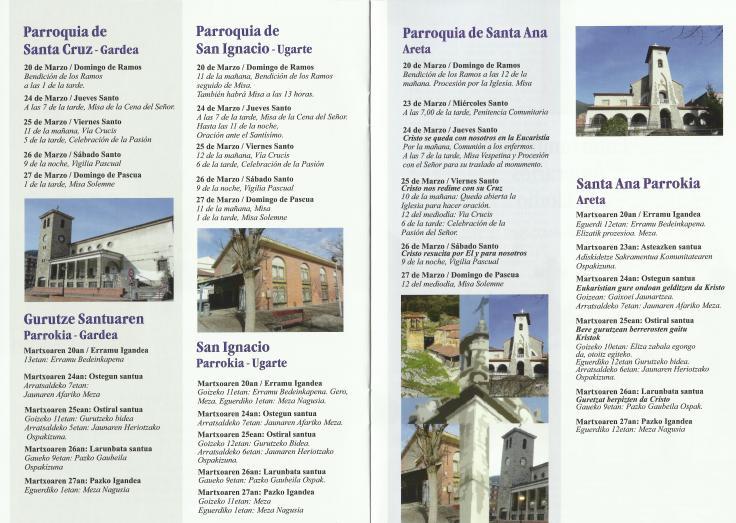 Otras parroquias